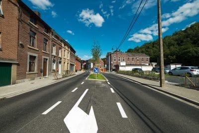 Exemple de réalisation à Chaudfontaine - Sabrine Elsen, candidate aux élections sur la liste UP